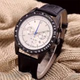 High-End 316L Case Generous Men′s Swiss Movement Wrist Watch