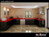 2015 Welbom Modern Lacquer MDF Kitchen Furniture