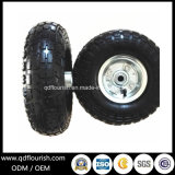 Hand Truck 3.50-4 Wheelbarrow Pneumatic Rubber Wheel for Cart