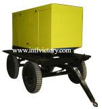 10kVA~250kVA Silent Trailer Mounted Diesel Generator Set