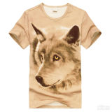 Custom Boys Animal Printed T Shirt