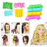 Wholesale Magic Hair Curler Colorful DIY Magic Hair Stick 18PCS/Bag Hairdressing Tool Magic Hair Curling Iron