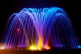 Square Musical Fountain (HPC-AZ001)