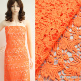 Embroidery Chemical Lace Fabric Textile for Garment
