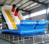 Inflatable Slide for Amusement Park