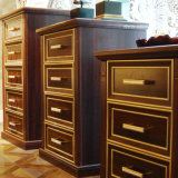 Oppein American Multi-Drawer Wood Storage Cabinet (DG211463-4-5)