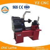 Rim Repair Machine & Rim Straightening Machine with Lathe