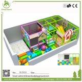 Amusement Park Popular Plastic Indoor Playground Equipment for Sale