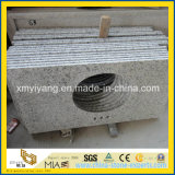 Prefabricated Bala White Granite Vanitytop for Bathroom