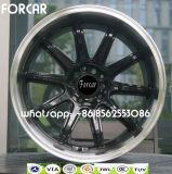 Aluminum 5*100/114.3/112/120 Wide Lip Wheel Rims
