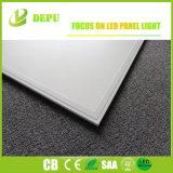 High Lumen Dimmable Slim LED Panel 600X600 Ceiling Panel Light, Flicker Free