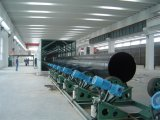Outer 3lpe 3PE Inner Epoxy Coating LSAW Steel Pipe