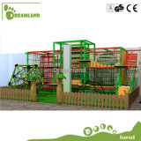 Chinese Supplier Kids Playground Best Giant Adult and Kids Obstacle Course for Sale