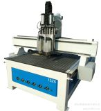 China 1325 Model Wood Working CNC Router with Double Heads