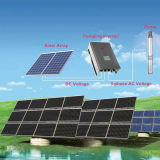 1.1kw to 45kw Solar Deep Well Pump System with PV Pump Inverter