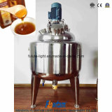 Stainless Steel Vertical Cooling and Heating Mixing Tank Fermentation Container