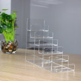 Clear Acrylic Wallet Display Stand Holder Rack