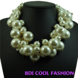 Pearl Necklace Fashion Jewelry (Na-14257)