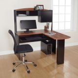 Modern School Library Lab Office Furniture Wooden Computer Desk (NS-ND056)