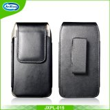 PU Leather Universal Horizontal Carrying Holster Belt Clip Loop Pouch Case Cover for Samsung S8