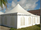 6X6m Marquee Event Party Capacity Pagoda Tent for Famiry