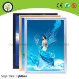 Customizable Poster Frame Rectangle Slim Light Box for Wholesale