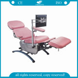 AG-Xd104 Ce&ISO Approved Electric Blood Collection Dialysis Chair