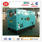 Deutz Air Cooled Soundproof Silent Diesel Generator 12.5-125kVA/10-100kw