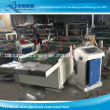 Bread Plastic Bag Making Machine BOPP Bags Cutting