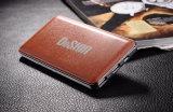 Leather Skin 20000mAh Dual USB Universal Mobile Portable USB Power Bank
