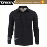 Tactical Windproof Warm Breathable Softshell Shirt Fleece Outdoor Wear
