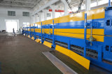 Metal Insulation PU Foam Exterior Wall Pane Line Machine
