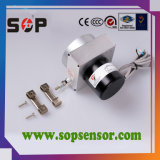 Resistance Pull Wire Displacement Sensor Factory Supply