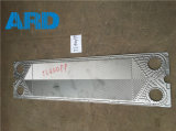 Thermowave Plate Heat Exchanger Plate Tl400PP Tl400ss Titanium C2000 AISI304 AISI316