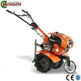 7HP Gasoline Power Cultivator with Head Cover and Light