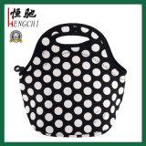 Soft Neoprene Insulated Lunch Bag Neoprene Cooler Bag