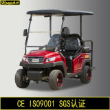 New Design 4 Seater Electric Golf Car with Foldable Seat
