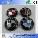 82mm Carbon Fiber Emblem Badge Logo Wheel Center Hub Cap