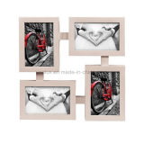 Plastic Multi Openning Home Decoration Hanging Picture Photo Frame