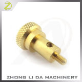 Customized Dental Part 3604 Knurled Cap Thumb Screw