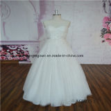 Floor Length A Line Illsuion Hot Sale Wedding Dress