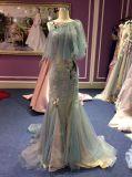 Mermaid 2017 Evening Dress Real Sample