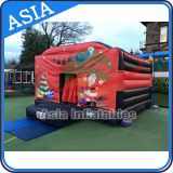 Party Hire Inflatable Christmas Theme Bouncer
