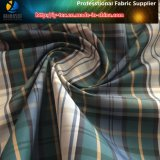 Twill Polyester Yarn Dyed Plaid Fabric for Jackets, (LY-YD1056)