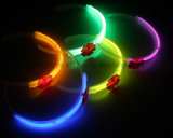 Fashion Jewelry Glow Hair Clips for Party and Event