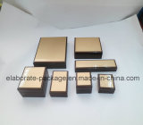 Piano Finish Wooden Jewellry Box High-End Clear Decorative Handmade Wood Case