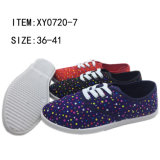 Fashion Injection Women Canvas Shoes Casual Shoes (XY0720-7)