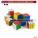Party Items Birthday Party Gift Puzzle Cubes Keychain Promotional Products (G8048)