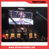 P3.91 High Resolution Video Screen Full Color Indoor LED Display