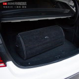 Brand New Fashion Cool Style Trunk Storage Box High Quality PU Material Mini Cooper Car Accessories